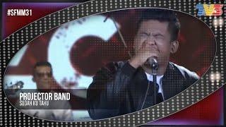 Muzik Muzik 31 | Projector Band - Sudah Ku Tahu | Semi Final