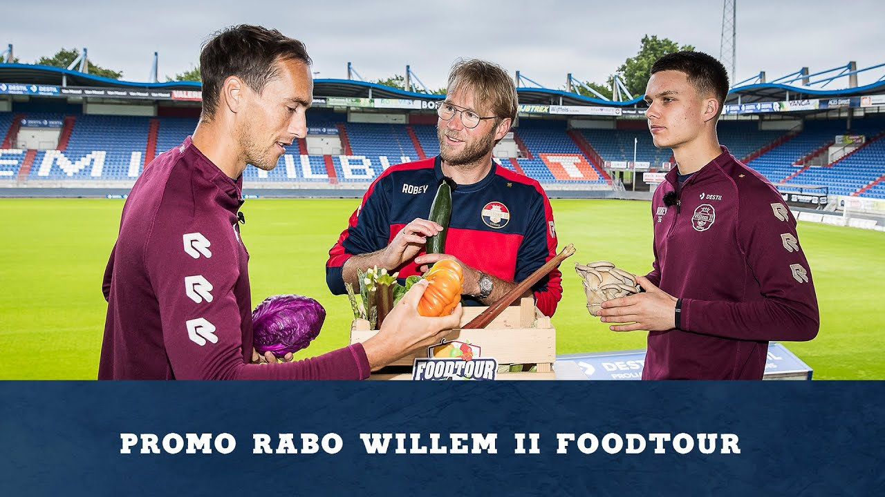 Promo / Rabo Willem II Foodtour