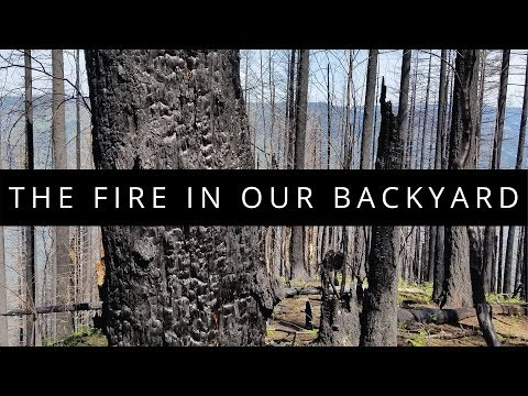 The Fire in Our Backyard – Eagle Creek Fire 360 VR Documentary