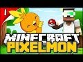 Minecraft Pixelmon EP1 Pixelmon Server