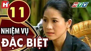 Nhiệm Vụ Đặc Biệt - Tập 11 | HTV Films Tình Cảm Việt Nam Hay Nhất 2020