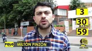 VOTACION ELECCIONES DELEGADOS 19 ABRIL 2015 MILTON PINZON PDA