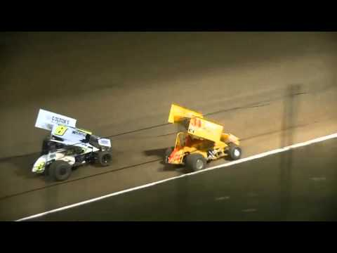 I-30 Speedway Winged Sprints Fall 2015