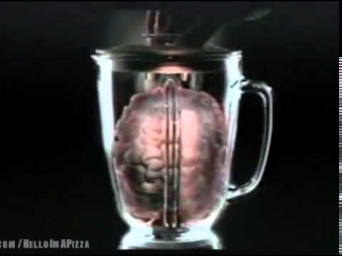 "Partnership for a Drug-Free Singapore ""Blender"" PSA - (1999)"