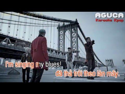 [Karaoke Việt] BLUE - BIGBANG