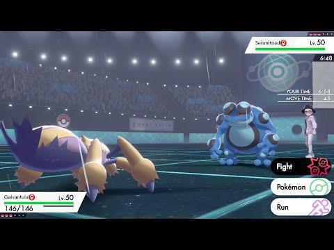 Pokémon Sword & Shield - Frog in the Throat - Jan 11 20 A