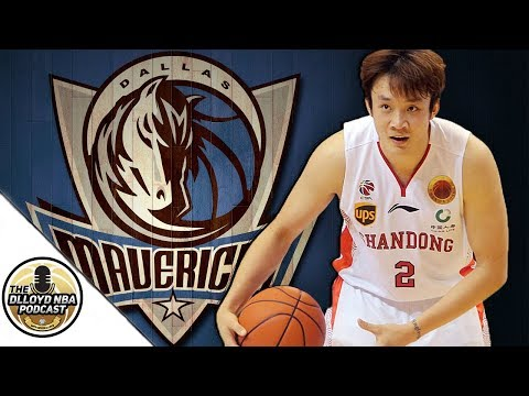 Dallas Mavericks Sign 2-Time Chinese Basketball Association MVP Ding Yanyuhang!!! | NBA News