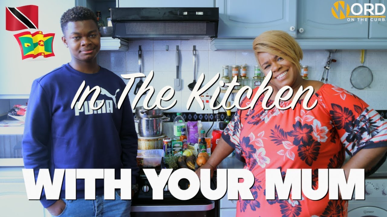 Can You OUT COOK Your Trini Mum? | In The Kitchen With Your Mum (S1.Ep1)