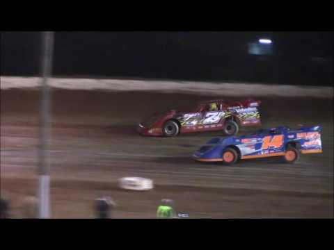 AMRA/STARS Late Model Heat #4 from Skyline Speedway, October 7th, 2016.