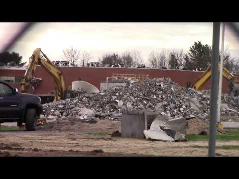 Wyeth Demolition Update  4-25-19