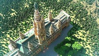 строим дом клана!!! 1