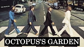 The Beatles - Octopus's Garden [1 HOUR]