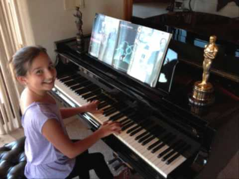 Movie & Commercial Soundtracks composed by Emily Bear at age 10 - 11