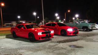 8.19.16: Dodge Challenger & Charger Hellcat