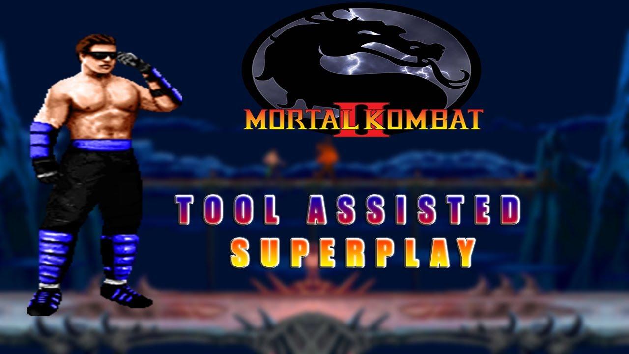 Download Mortal Kombat 2 - Johnny Cage【TAS】