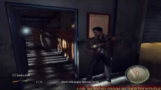 Play the GAME! - MAFIA II Demo PL Walkthrough Part 2 of 2