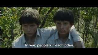 The Notebook (2013) Trailer: War Drama