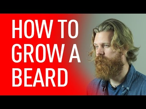 How To Grow A Beard | Eric Bandholz