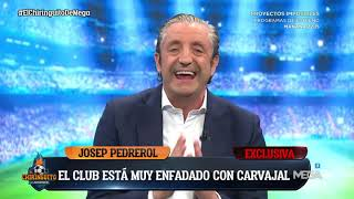 "Download Video Pedrerol: ""En el Real Madrid hay enfado monumental con Carvajal por sus palabras sobre Lopetegui"" MP3 3GP MP4"