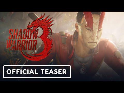 Shadow Warrior 3 - Announcement Teaser