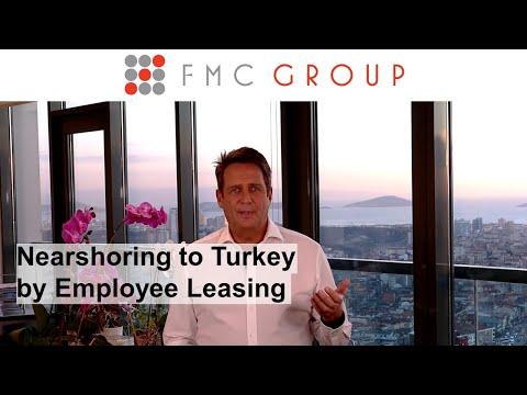 Nearshoring to Turkey by Employee Leasing
