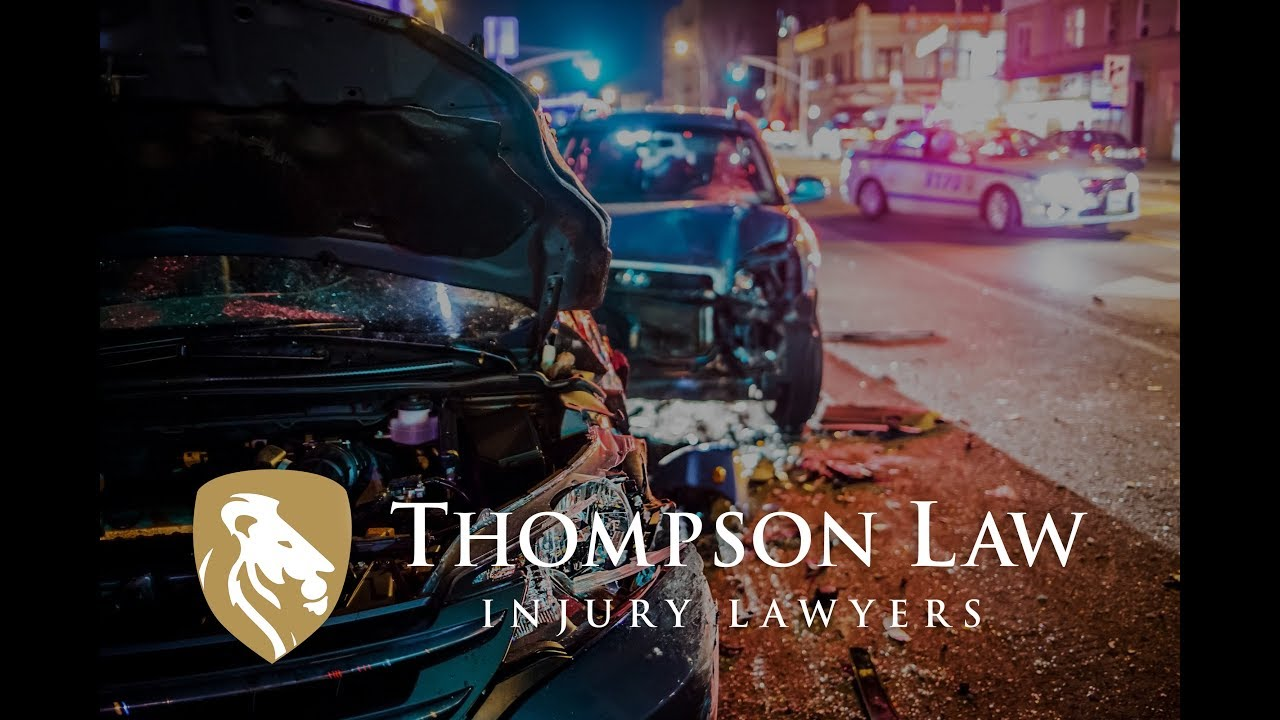 Car Accident Lawyer in Dallas TX | Thompson Law | 1-800-LION-LAW