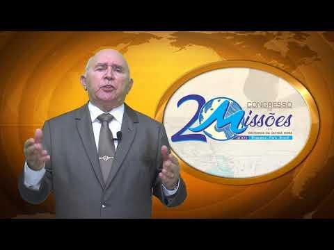 PASTOR CARLOS NATALINO  Presidente da AD Bragança