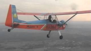 Самодельный самолет(Зарегистрирован и собран Луганским летчиком., 2014-02-17T02:35:10.000Z)