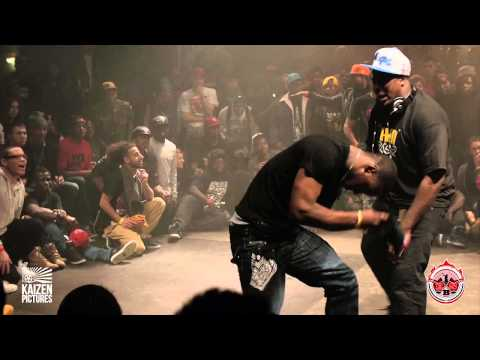 EBS KRUMP WORLD CHAMPIONSHIP - RUIN (USA) VS MONSTA NY AKA GRICHKA (France) - www.ebs-krump.net