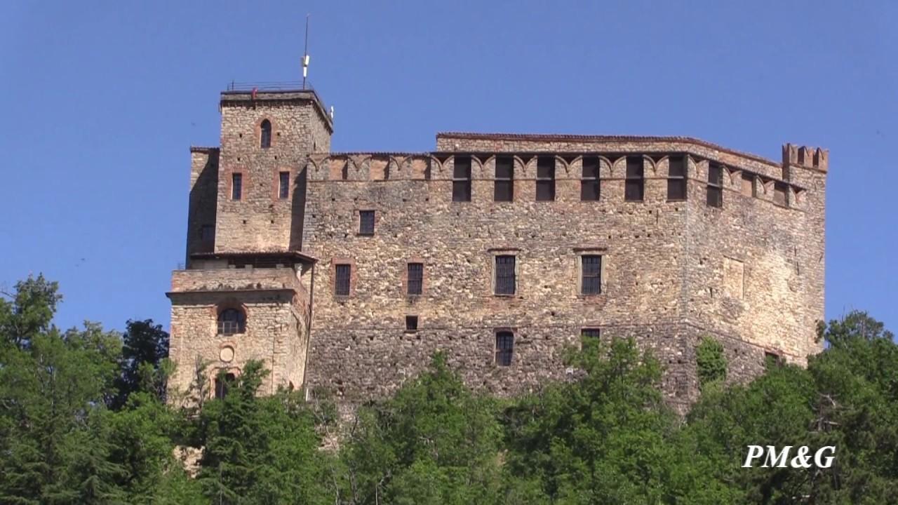 castello del verme di zavattarello