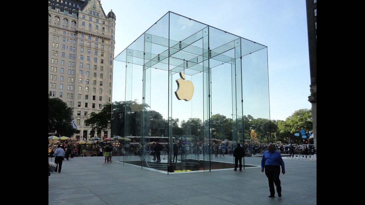 Escalera circular dentro de un cubo de vidrio youtube - Escaleras de vidrio ...