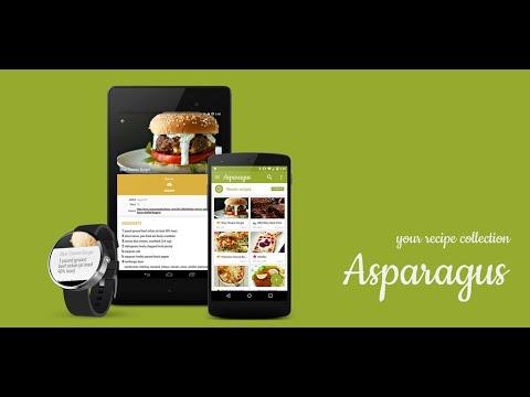 Asparagus My Cookbook Apps On Google Play