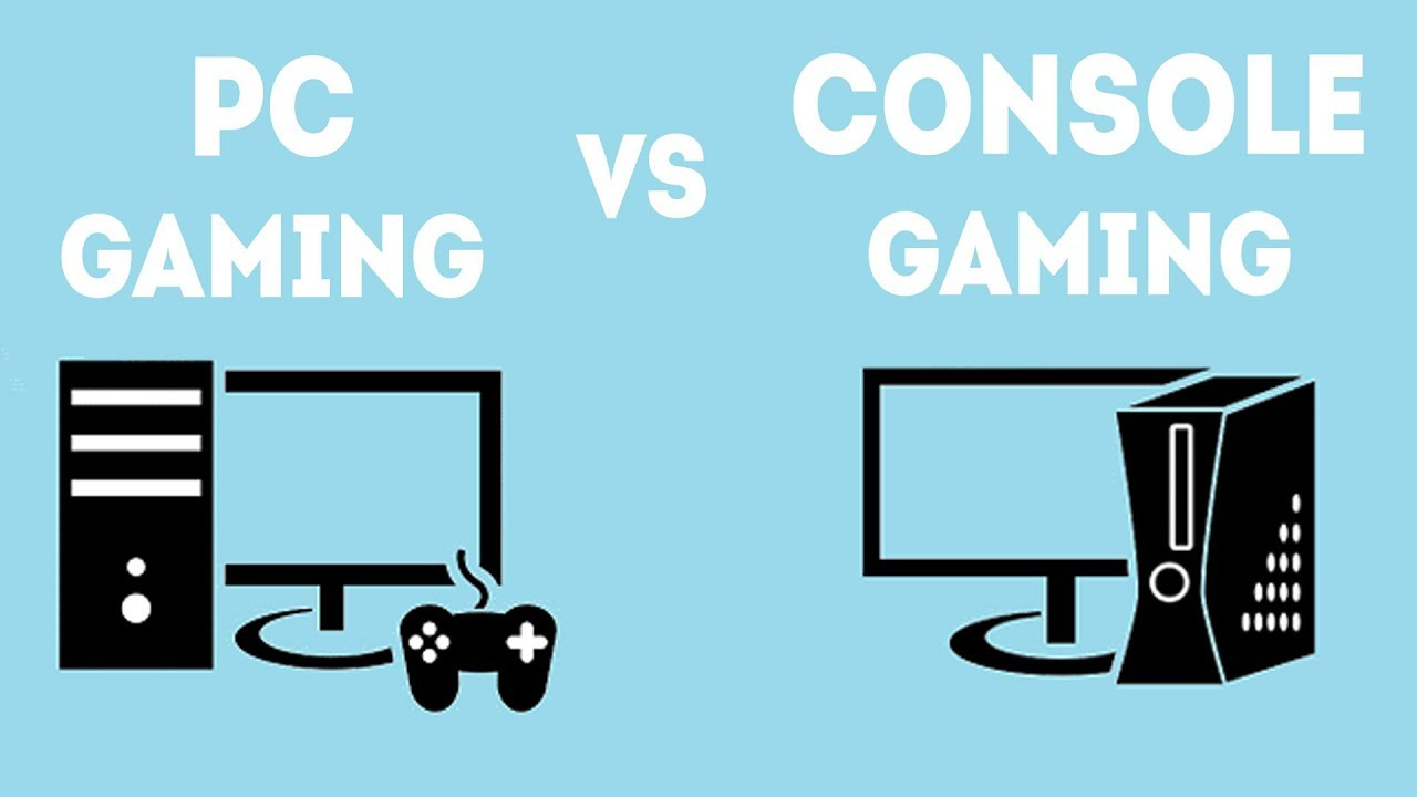 PC Gamers VS Console Gamers!! - Why So Serious?! - YouTube |Pc Gamers Vs Console Gamers