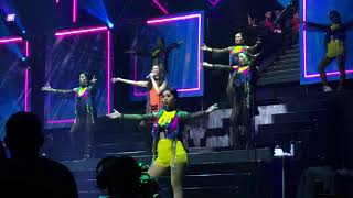 Sarah Geronimo performing TALA with incredible Dance Breaks - Front Row - the big dome