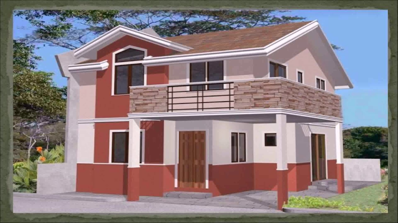 House Design Plans 50 Square Meter Lot YouTube