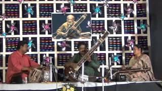 Bivas Samanta Live Sitar Raga - Sohini Part 3