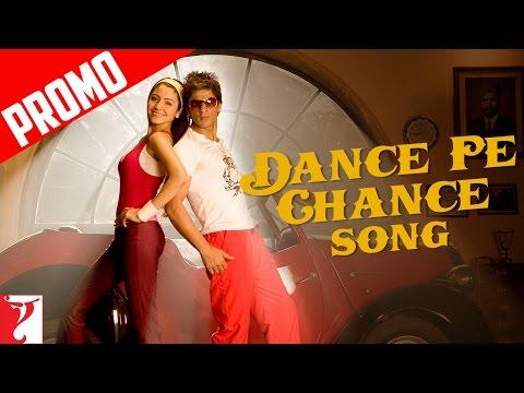 Song Promo   Dance Pe Chance   Rab Ne Bana Di Jodi   Shah Rukh Khan   Anushka Sharma