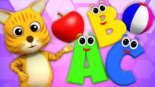The Phonics Song | Learning ABC | Videos For Children by Kids Tv