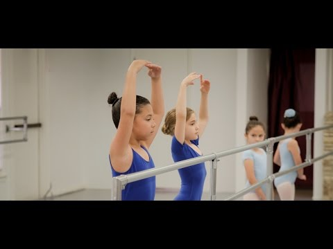 Ballet Arts of Austin: Age 8 & 9, Class Demonstration with Ms. Tiffany