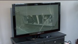 Repair A TV With Sound But No Picture