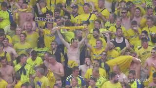 Stemningsvideo fra pokalfinalen 2018 - Brøndby IF