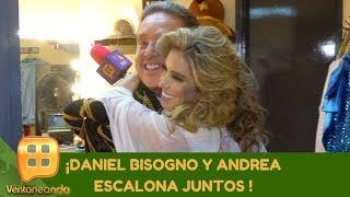 ¡Daniel Bisogno y Andrea Escalona JUNTOS! | Programa del 10 de septiembre de 2019| Ventaneando