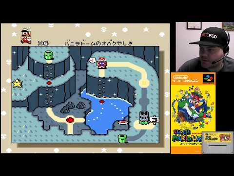 Super Mario World (Part 3) - SNES Classic | VGHI Play 'n' Chat Live Stream