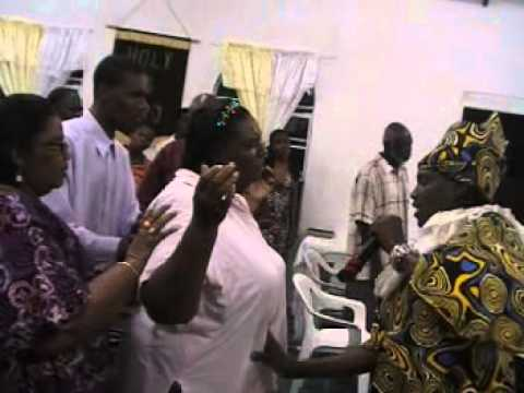 The Peoples Church  Barbuda 9th Dec 2011,, Woe Be onto the False Leaders ;; Isaiah 57;1 14