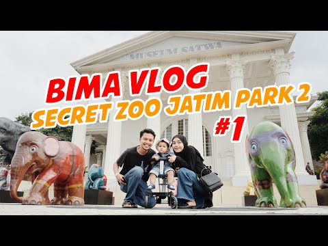 Wisata New Normal | @Batu Secret Zoo Jatim Park 2 | Episode 1 #bimajalanjalan #bimavlog
