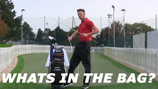 Harry Flower Golf ¦ WHATS IN THE BAG?
