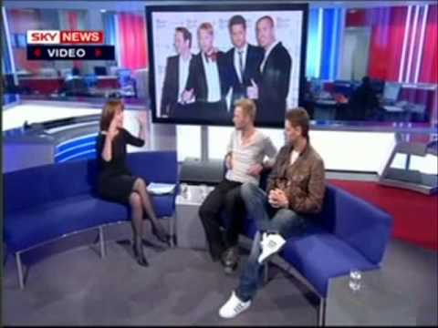 Boyzone - Ronan Keating and Keith Duffy interview