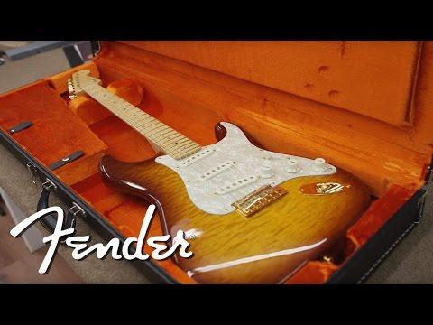 JW Black Founders Design Stratocaster® | Fender Custom Shop | Fender