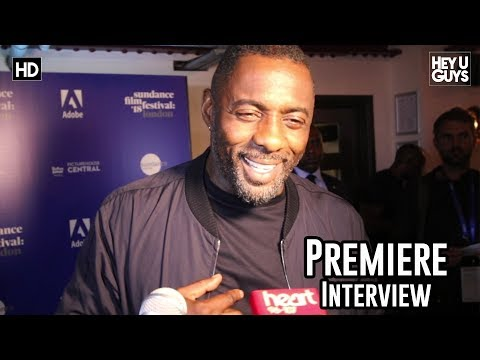 Director Idris Elba - Yardie Interview @ Sundance London 2018