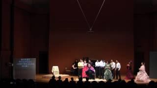 鎌倉オペラ リゴレット 2幕 2/3 (明るさ調整済)  横浜みなとみらいホール小ホール 2017.5.20